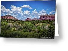 Sonoran Countryside Greeting Card