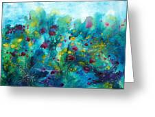 Soren Splash Greeting Card