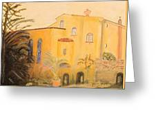 Sorrento Home Greeting Card