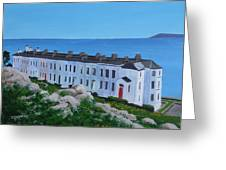 Sorrento Terrace, Dalkey Greeting Card