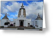 Soto Zen Temple 1 Greeting Card