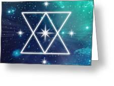 Soul Awakening Greeting Card