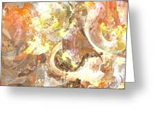 Soul Fire Greeting Card