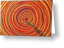 Soul Point - Rangrezaa Greeting Card