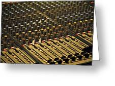 Soundboard Greeting Card