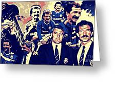 Souness And Smith The New Era Greeting Card