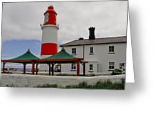 Souter From Marsden. Greeting Card