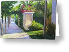 South Beach Greeting Card