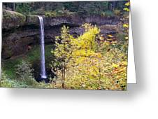 South Falls 2 Greeting Card