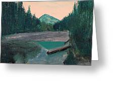 South Fork Greeting Card