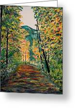 South Fork Trail Greeting Card