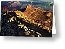 South Kaibab Trail - Grand Canyon Greeting Card