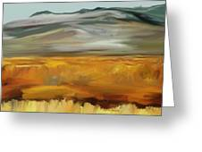 South Of Walden Greeting Card