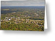 South View  Greeting Card