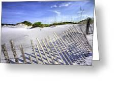 South Walton Beaches Greeting Card