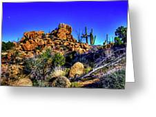Southbound On Us 93 Greeting Card