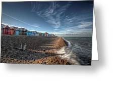Southend On Sea Greeting Card