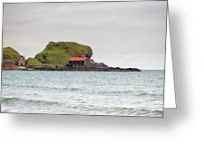 Southend Rock Greeting Card