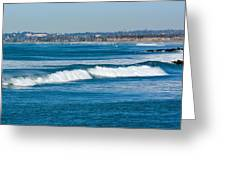 Southern California Coast Greeting Card