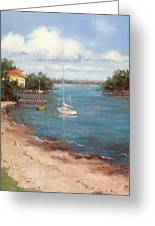 Southern Como Cottage Greeting Card