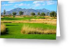 Southern Dunes Golf Club - Hole #14 Greeting Card