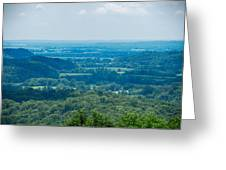 Southern Illinois Greeting Card