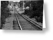 Southern Junction Greeting Card