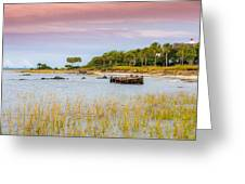 Southern Living - Sullivan's Island Sc Greeting Card