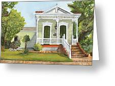 Southern Louisiana Charm Greeting Card