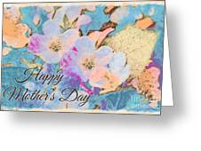 Southern Missouri Wildflowers -1 Mother's Day Card Greeting Card