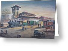 Southern Railway Greeting Card