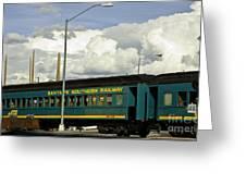 Southern Railway Greeting Card
