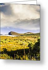 Southern Tip Of Bruny Island Greeting Card