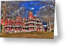 Southern Virginia University Greeting Card