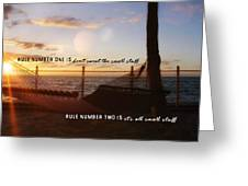 Southernmost Quote Greeting Card