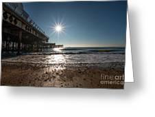 Southsea Pier Greeting Card