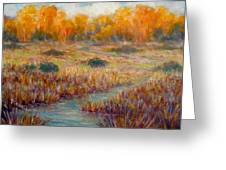 Southwest Autumn Greeting Card