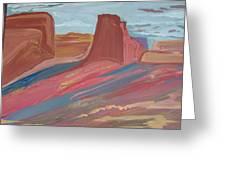 Southwest Granduer Greeting Card