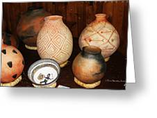 Southwest Kiln Conference Greeting Card