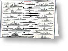 Soviet Navy Greeting Card