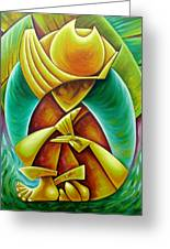 Sower Greeting Card