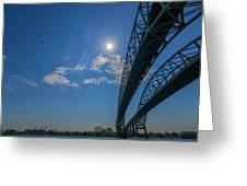 Spacious Skies Greeting Card