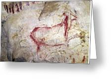 Spain: Cave Painting Greeting Card