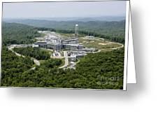 Spallation Neutron Source Greeting Card