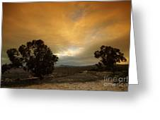 Spanish Landscapes Greeting Card
