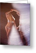Sparkling Dance Greeting Card