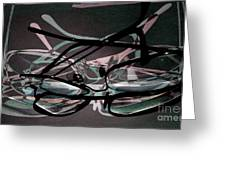Spectacles 2 Greeting Card