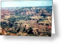 Spectacular Grand Canyon  Greeting Card