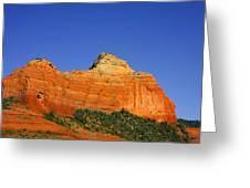 Spectacular Red Rocks - Sedona Az Greeting Card
