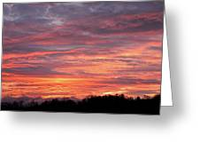 Spectacular Sky Greeting Card